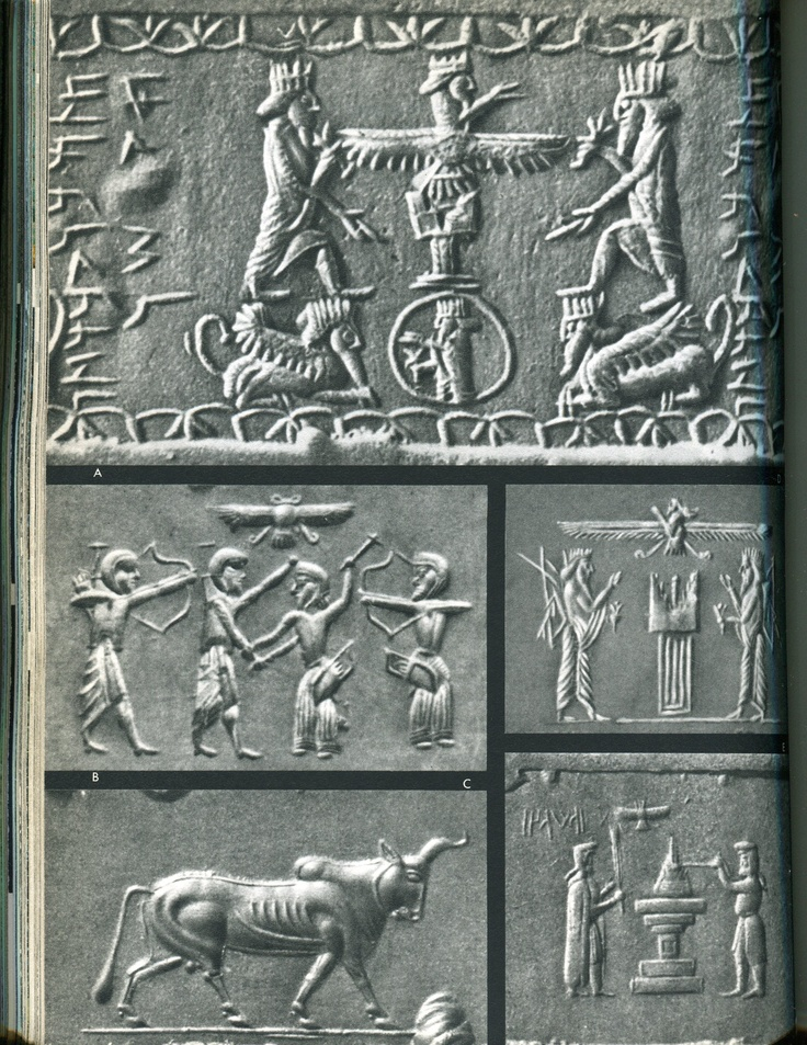 Cylinder Seal Ancient MysteriesAncient ArtifactsAncient MesopotamiaSumerianDance