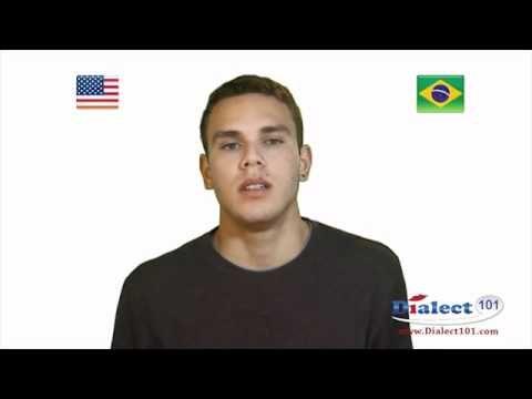 How to speak Portuguese - Greetings