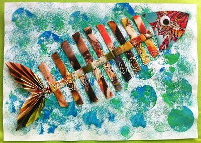 Mauriquices: O peixe espinha!