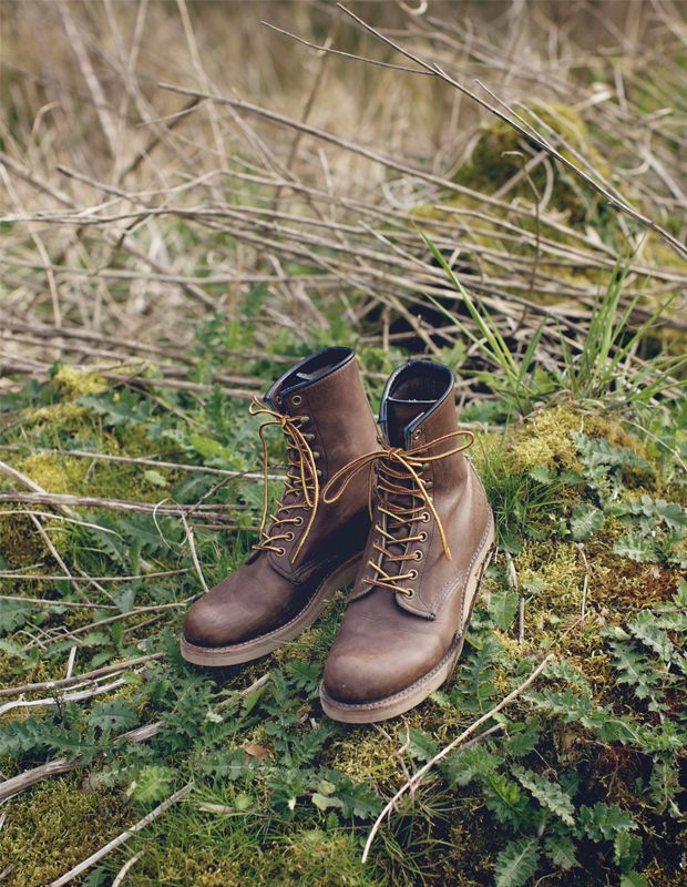 """This model has only been available in Japan but both the Red Wing Amsterdam and Berlin stores were able to get their hands on a few pairs."""