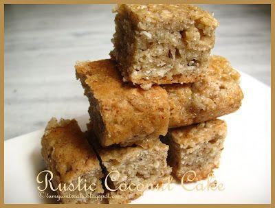 Islamic Iftar: Eid Recipe | Walnut and Coconut Cake