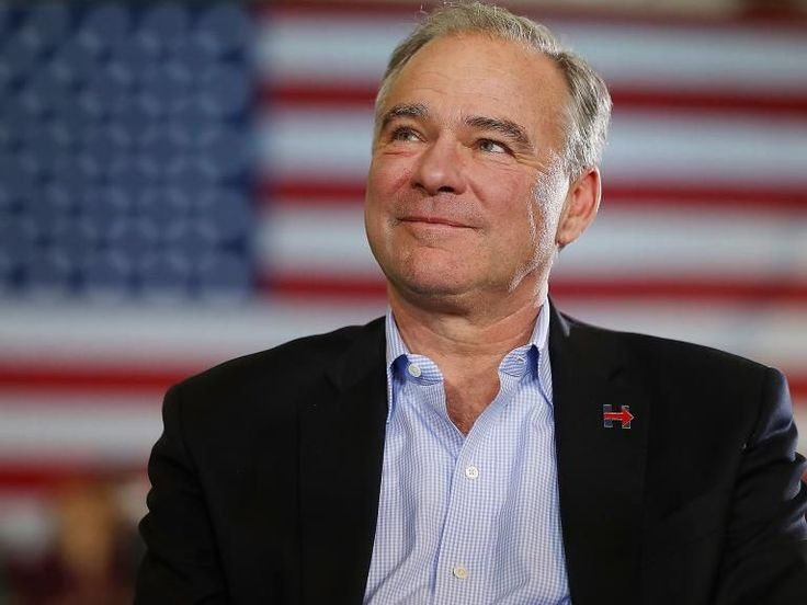 Trump pulled out of Paris climate deal because he's 'jealous' of Obama, Tim Kaine says