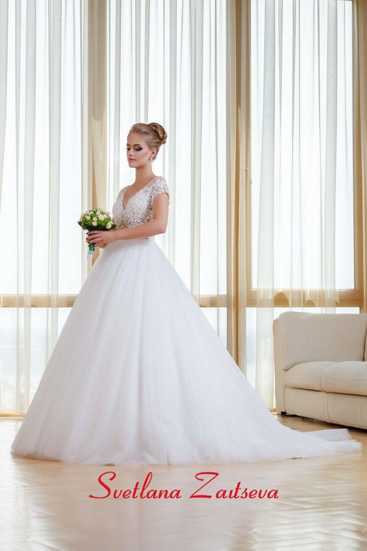 Свадебные платья 17-234А / Каталог свадебных платьев - купить свадебные платья в свадебном салоне Светланы Зайцевой / Коллекции
