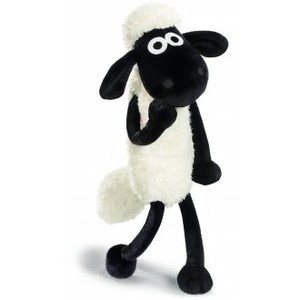 Shaun The Sheep 15cm Mini Plush. Finished in super-soft plush, this mini Shaun the Sheep manufactured by NICI stands 15cm tall and is a delightful companion for young and old! $16.99