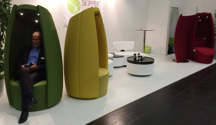 #COCOON and #Circles designed by #carstenbuhl was presented for a big audience at #orgatec2016 in Cologne last week. Both were getting lots of attention – thank you all for visiting! #scandinaviandesign #danishdesign #furnituredesign