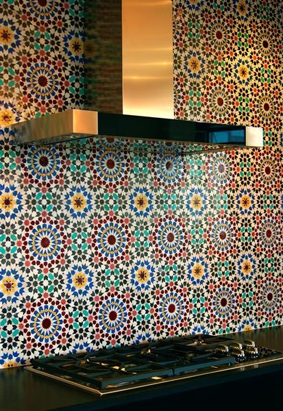 Kitchen Tiles Moroccan 12 best moroccan kitchen tile images on pinterest | moroccan