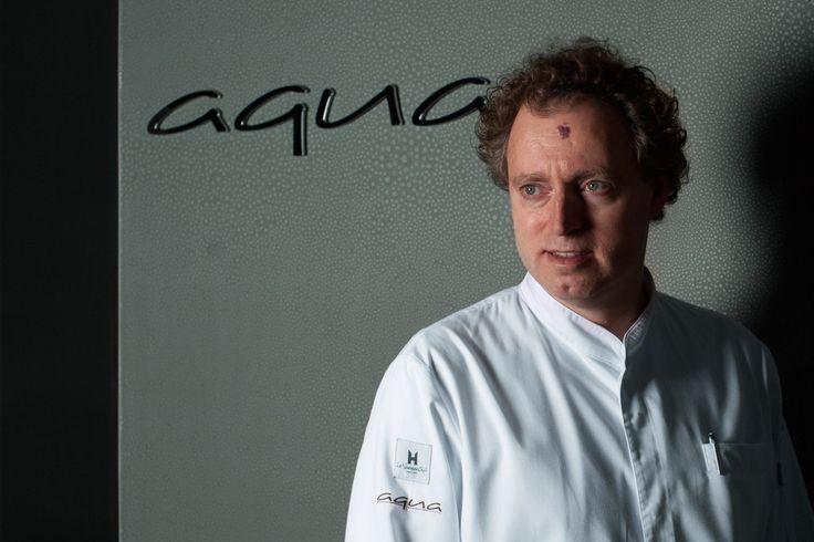 Sven Elverfeld : restaurace Aqua