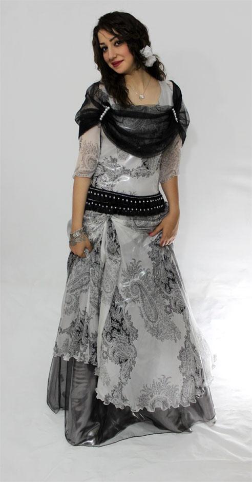 modern kurdish clothes