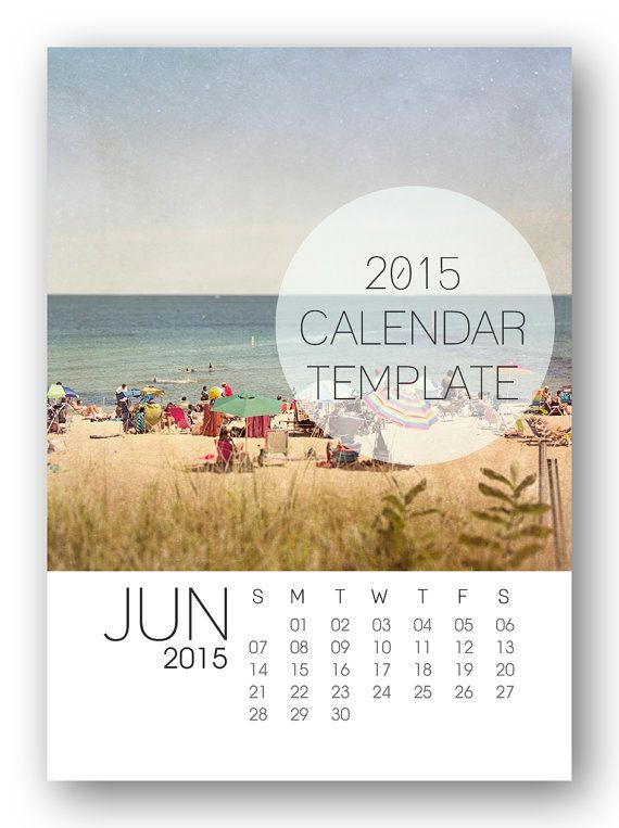 106 best Календарь с фото images on Pinterest Calendar templates