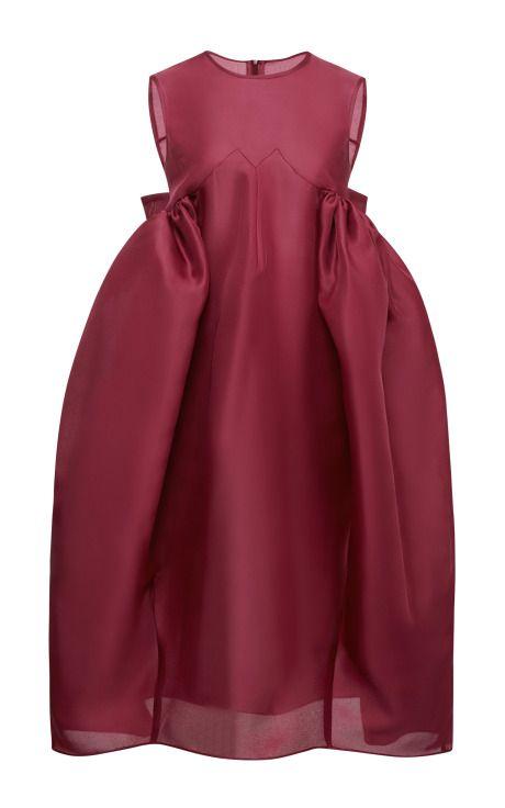 M'O Exclusive: Existential Silk-Organza Dress by Ellery - Moda Operandi