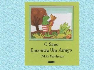 o-sapoencontraumamigo by Anabela Mendonça via Slideshare