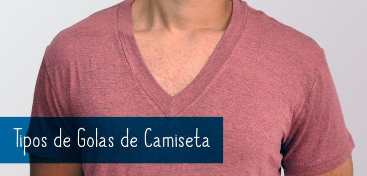 Tipos de golas | T-shirt News