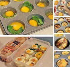 Beaucoup de monde à la maison? Faites ce déjeuner simple et créatif! • Quebec echantillons gratuits