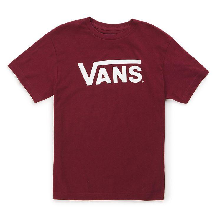 Boys Vans Classic Tee [IVFZ28] - $18.00 : Vans Shop, Vans Shop in California