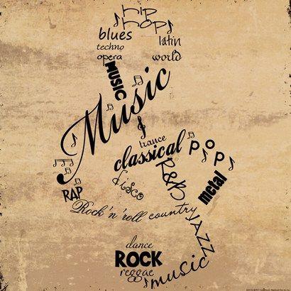 Music Note Fine-Art Print by Anna Quach at UrbanLoftArt.com
