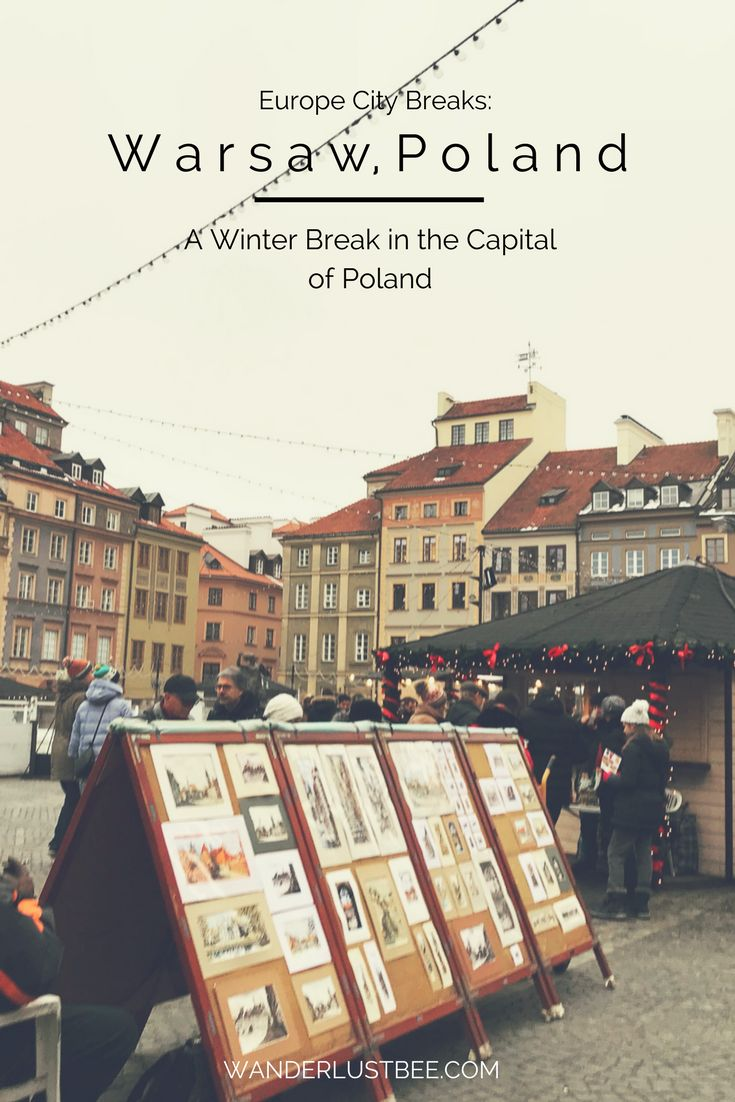 Visiting Warsaw, Poland for a Festive Winter Break. Read about what we got up to on our latest winter break in a new city. Eating and drinking our way around as per usual, seeing the sights, festivities and more.. #VisitEurope #Poland #WinterBreak #Travel