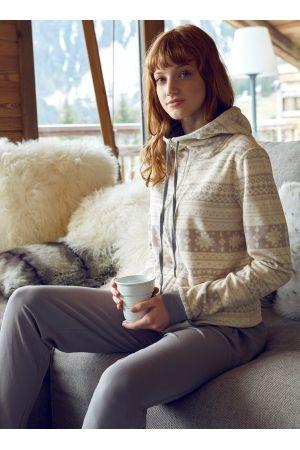 Penye Mood 7826 Polar Eşofman Takım #pijama #moda #trend #giyim #penyemood  limomoda.com/bayan-giyim/ev-giyimi/penye-mood-ev-giyimi