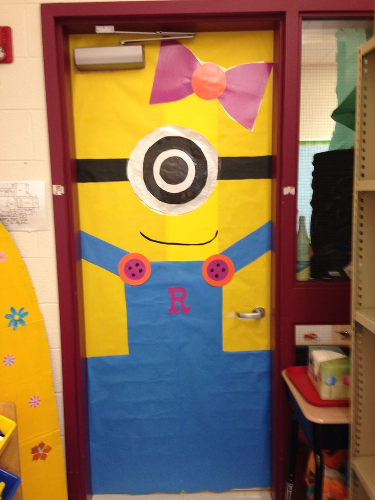 Best 25+ Minion door ideas on Pinterest | Minion door ...