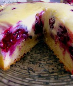En Guete!!!: Kuchen chileno de crema