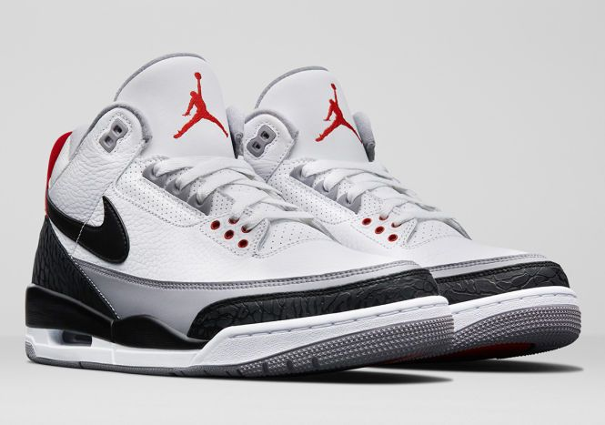 731224f0219f Jordan Brand Previews a Quartet of Air Jordan 3 Releases From Its ...
