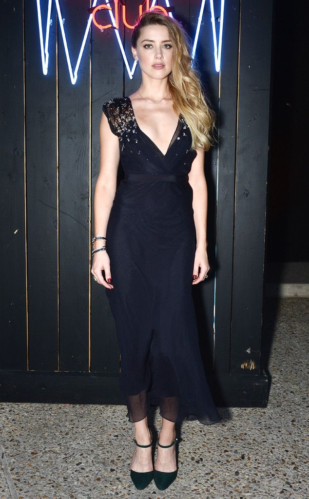Amber Heard from The Best of the Red Carpet  Understated elegance at its best! Amber is flawless in this Miu Miu number.