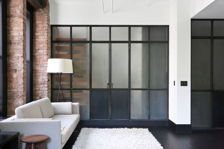 Industrial Apartment by Union Studio #Maryland #RealEstate #http://www.mmiller.realtor