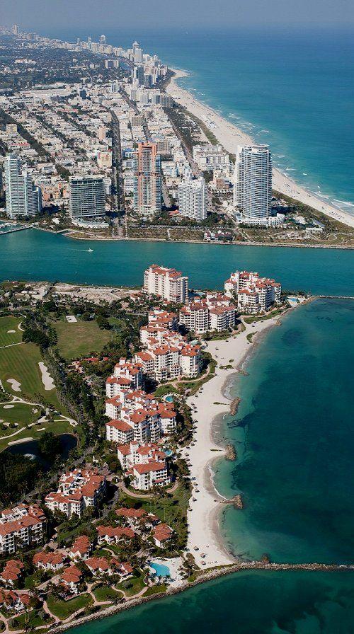 Fisher Island, Miami, Florida