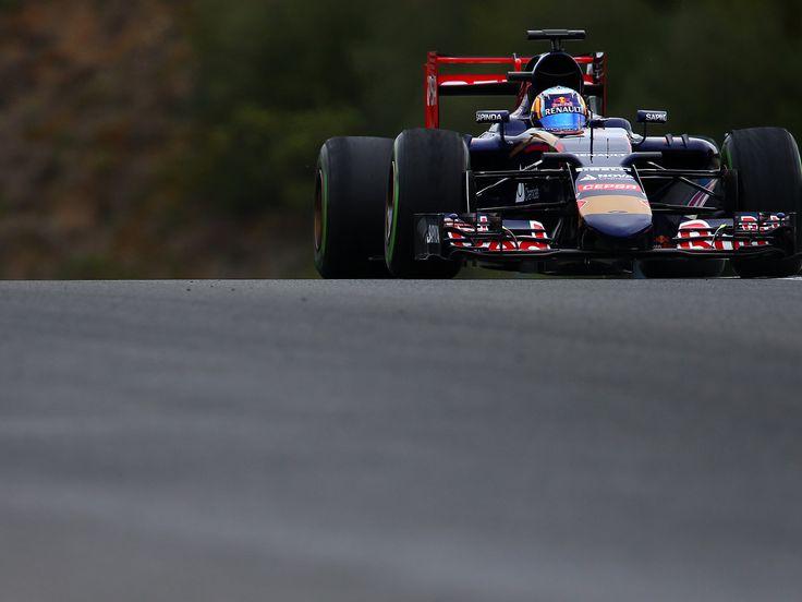 JEREZ TEST 01 - DAY 3 & 4 | Scuderia Toro Rosso
