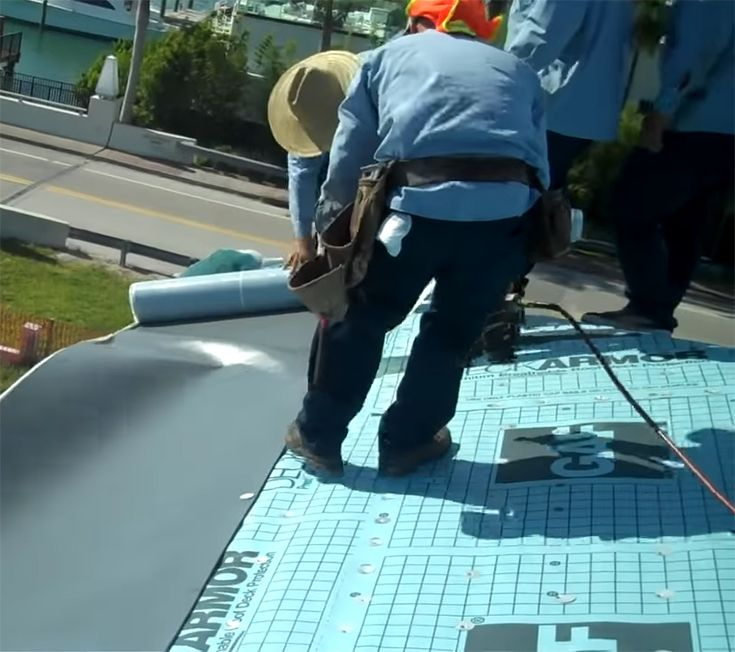 Synthetic Felt Synthetic Roofing Roof Roofing Felt