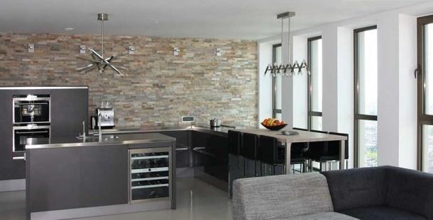 Keuken Design Den Haag : Barroco Wand met open keuken, te Den Haag ...