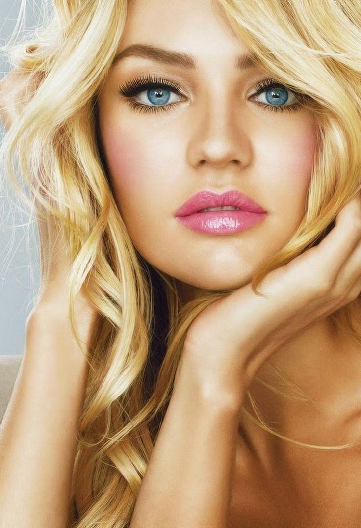 VS Beauty October 2013 Candice Swanepoel