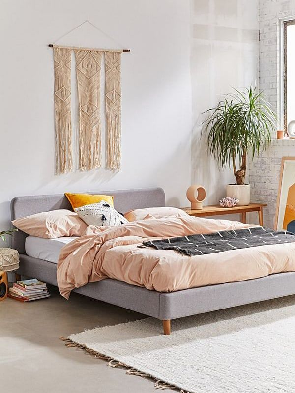 this urban outfitters bed is a bestseller—here's why