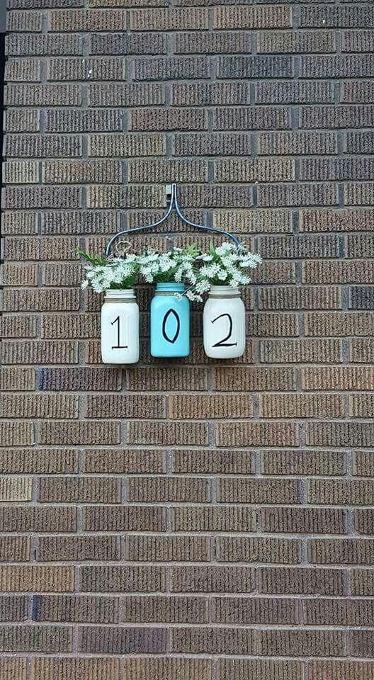Address numbers