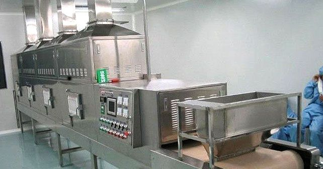 We manufacture a comprehensive range of Continuous Type Dryer that helps to deposit materials up to 30 to 100 mm in thickness on the band consisting of wire mesh or pierced sheet and carry out drying by injecting hot air from the top or the bottom at right angles to the materials layered.   See more at: http://www.furnacesandovens.com/continuous-dryer.php