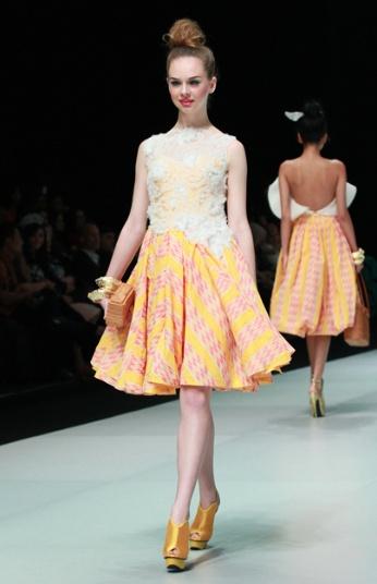 Ivan Gunawan Indonesia Fashion Week 2013