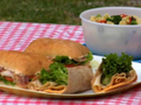 Spending Cinco de Mayo outside? Here are uutdoor Picnic Recipes - Family Picnic Food Ideas