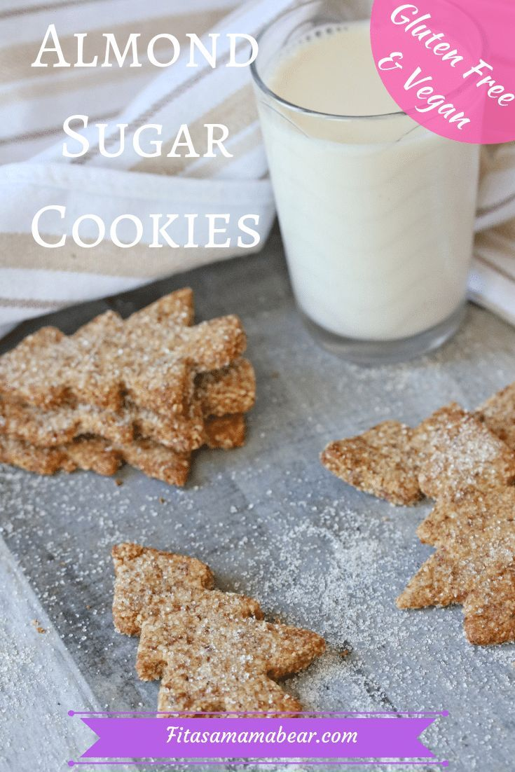 Almond Flour Sugar Cookies Gfv Sweet Treats Real Food