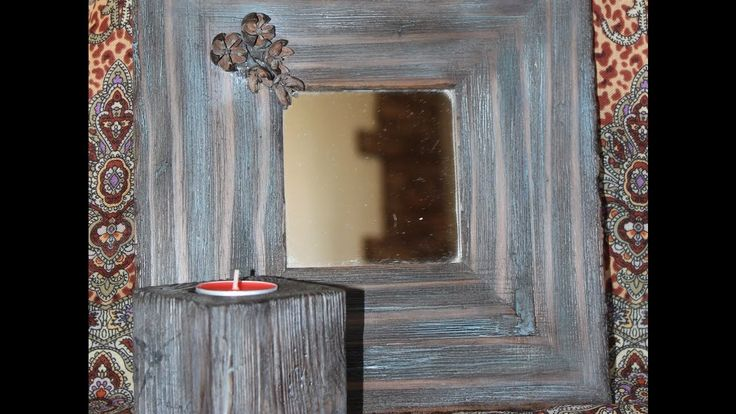 Тонкости старения древесины для интерьерных решений  Оксана Демикова