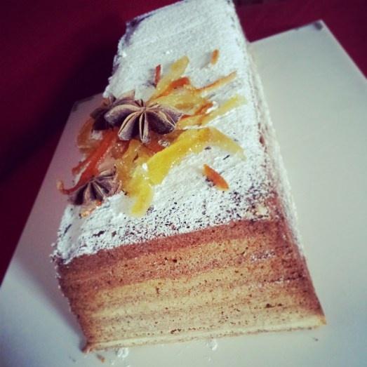 An Indonesian Thousand Layer Cake (Spekkoek) - aroundtheworldin80bakes.com