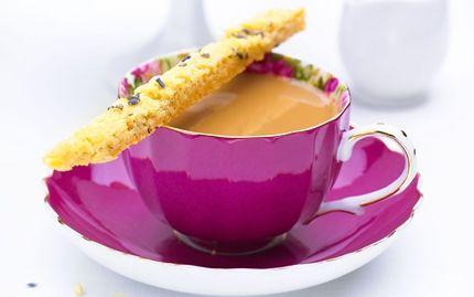 Snittar med smak av lavendel - Recept - Arla