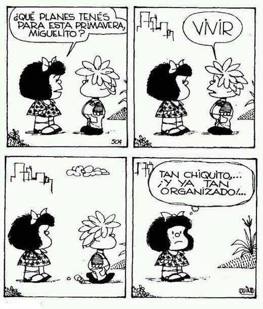 I love u Mafalda -  www.vinuesavallasycercados.com