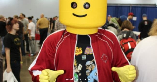 Real Life Lego Man Will Give You The Worst Nightmares Imaginable