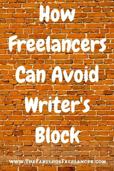 As freelance writers, we've all been there at some point in our careers. Whatever the scenario, there's nothing quite so unproductive as sitting in front of a blank document in a state of suspended animation. Thankfully, with a good balance between diligence and creativity, occurrences of writer's block can be significantly lessened…