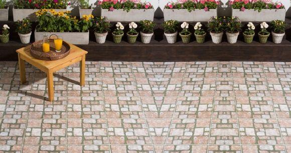 Cerámicas para piso de jardín