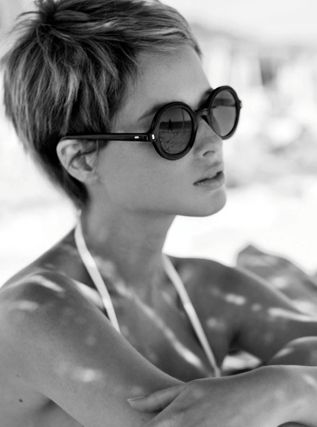 Pixie cut @Jo Smith