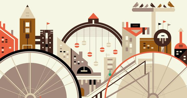 Free Riders - Design Portfolio: Petros Afshar
