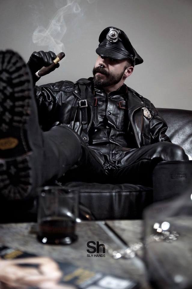 Cigar Smoking Biker Leather Porn - Cigar Smoking Biker Leather Porn - 40 best Leather & Cigars images on  Pinterest | Cigar