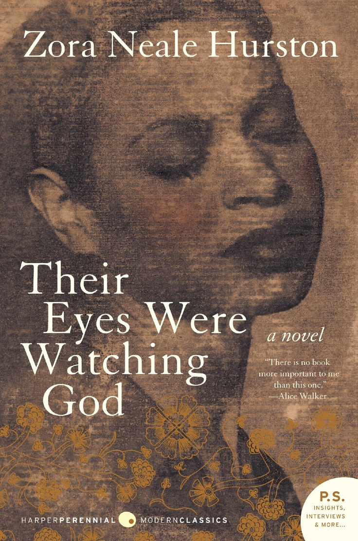 a research on the novel their eyes were watching god by zora neale hurston Upon its publication, their eyes were watching god received rather harsh judgment from such  above all, they criticized zora neale hurston for presenting a romantic view of the african american  others reviewed the book more favorably, but it was soon out of print and became forgotten  related study guides.