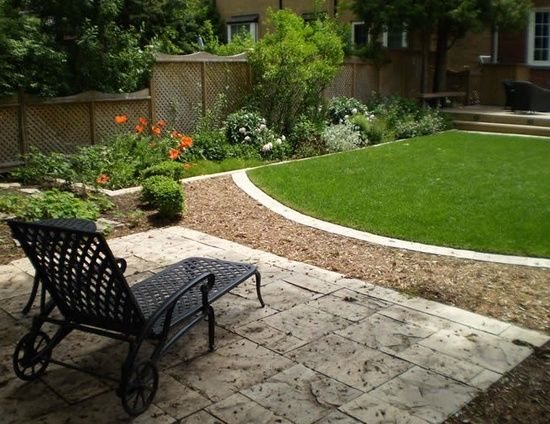 25 best ideas about Townhouse landscaping on PinterestFire pit