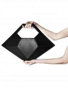 THE DARK DIAMOND BAG | LAMAT | NOT JUST A LABEL